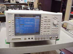 Anritsu Mt8820a Radio Communication Analyzer 30mhz 2 7ghz Opt 01 Wcdma Options
