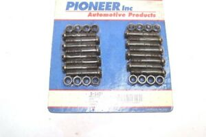 Pioneer S 1035 Sb Chevy Engine Connecting Rod Bolt Kit Sbc Demo Derby 350 302