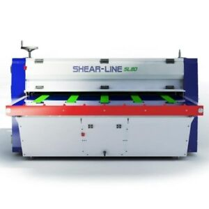 Shearline Sl100 Roller Die Cutter new