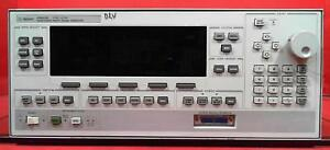 Hp Agilent Keysight 83622b Synthesized Signal Generator 2 To 20ghz