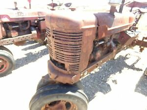 Farmall H Tractor Front Grill