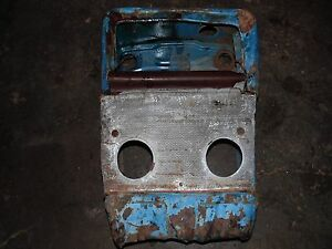 Ford 3000 Diesel Tractor Front Hood