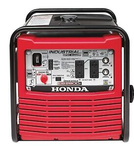 Honda Eb2800ia 2500 Watt Portable Inverter Generator brand New