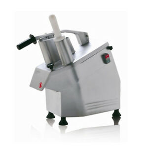 Eurodib Hcl300 Bench Top Electric Vegetable Cutter W 5 Discs 515 Watts