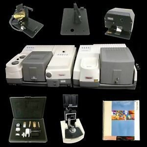 Thermo Nicolet 6700 Ft ir Spectrometer W Raman Smart Durascope View Stage