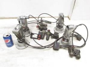 Pneumatic Air Powered Spring Loaded Hold Down Clamps Machinist Clamp