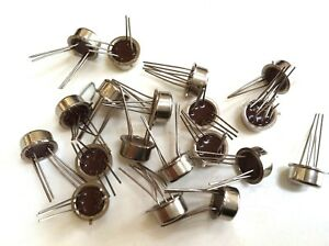 1 Piece 2n4854 Transistor Gp Bjt Npn pnp 40v 0 6a 6 pin To 78 Unmarked
