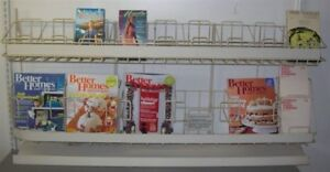 Store Display Fixtures Large Magazine Rack