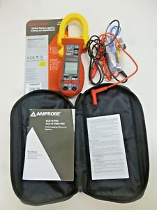 New Amprobe Digital Clamp Meter 1000a Acd 16 Trms Pro