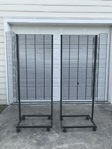 Lot Of Retail Store Display Racks