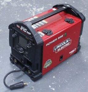 ma2 Lincoln Electric 210 mp Power Mig Welder Local Pickup Only