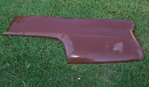 1955 1956 Ford New Rear 1 4 Of Quarter Panel