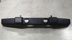 2007 2017 Jeep Jk Wrangler Oem Front Bumper With Tow Hooks