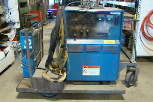 Miller air Products Syncrowave 300 Ac dc Tungsten arc Welder W Coolmate 230 460