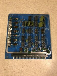 Elox Colt Industries 319669 Pcb Board Used