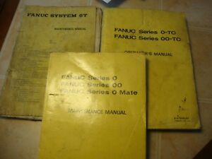 Fanuc Manuals For Operation And Maintenance