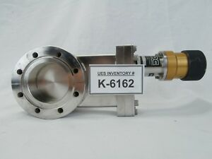 Mdc Vacuum Products Gv 2500v Manual Actuator Gate Valve Dn63cf Used Working
