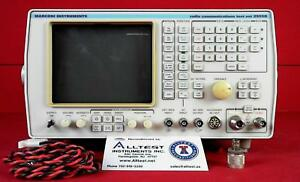 Marconi ifr aeroflex 2955b 01 06 Radio Communications Test Set To 1ghz