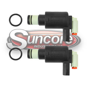 1995 2002 Lincoln Continental Air Suspension Ride Control Solenoids New Pair