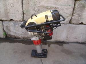 Dynapac Jumping Jack Tamper Rammer Compactor 4 Cycle Honda Motor Works Great