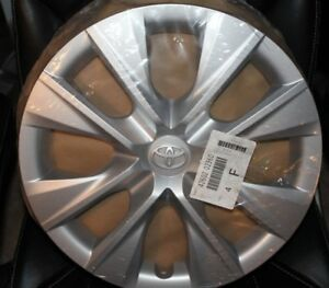 4 New Toyota Corolla 2014 To 2017 Hubcaps 61171 Factory 15 Original Wheelcover
