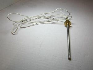 Love I 14062 Surface Temperature Probe Rtd 1000 Ohm Balco 6 Length