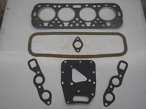 Ih Farmall A B Bn C Super A Super C New head Gasket Set 18 17 248