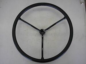 Ih Farmall C H M W6 W9 100 200 300 400 New steering Wheel 18 17 234