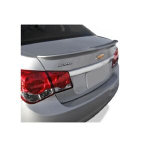 Dawn Ent Factory Style Flush Mount Rear Spoiler For 2011 2014 Chevy Cruze