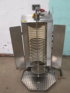 potis E3 H d Commercial S s Electric Large Shawarma Gyro Vertical Broiler