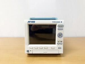 Yokogawa Mv1000 Mv1012 Portable Paperless Recorder