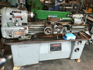 Clausing Colchester 13 X 36 Engine Lathe G 579