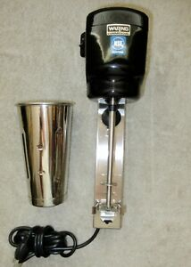 Waring Commercial Drink Mixer 32dm32 Dmc180 Mancave Milkshake Keto Coffee