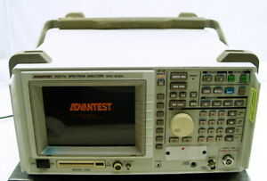 Advantest R3271a Spectrum Analyzer