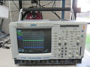 Lecroy Lc574am 1ghz Oscilloscope Powers