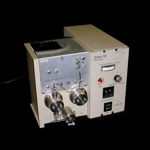 Waters 501 Isocratic Solvent Delivery Hplc Pump 0 1 10 0 Ml min Flow 6000 Psi