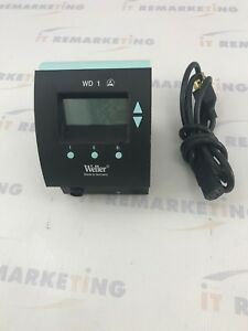 Weller Wd Wd1 Digital Soldering Station Control Unit 95w Only With Power Cord