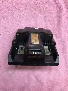 Federal Pacific 100 Amp Main Breaker 2b100