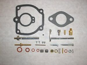 Ih Farmall 400 450 Complete Carburetor Rebuild Kit 17 33 499
