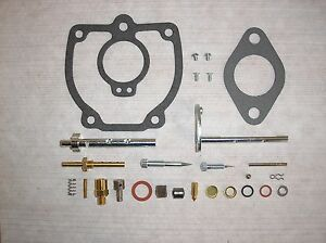 Ih Farmall 300 350 Complete Carburetor Rebuild Kit 18 13 184