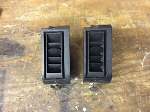 68 69 70 Charger Roadrunner Gtx Satellite Coronet Ac Dash Vents Mopar B Body