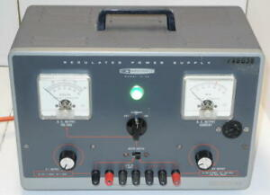 Heathkit Ip 32 Regulated Power Supply