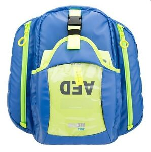 Statpacks G3 Quicklook Ems Aed Medic Backpack Bag Blue Stat Packs