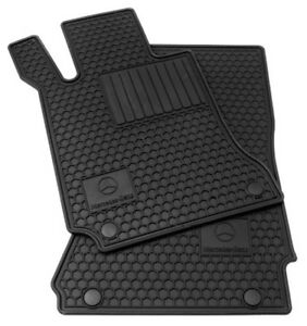 Mercedes benz Oem All Weather Floor Mats 2005 2011 Slk class 171