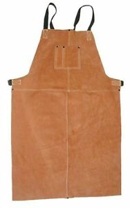 Condor 5t179 Welding Bib Apron Leather