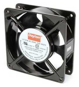 Dayton 6kd75 Axial Fan Square 115vac 1 Phase 117 Cfm 4 11 16 W