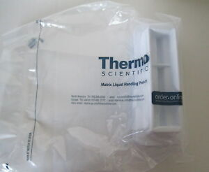 100 Thermo Matrix 25ml Sterile White Ps Reagent Reservoirs W Divider 8095