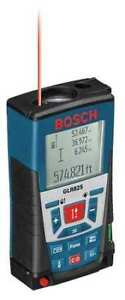 Bosch Glr825 Laser Distance Measurer 2 In To 825 Ft