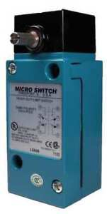 Honeywell Micro Switch Lsa2b 2nc 2no Dpdt Heavy Duty Limit Switch Rotary Head