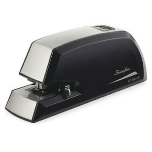Electric Stapler 1 4 To 1 In black Swingline S7006701pt